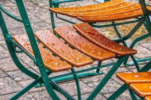 Meble ogrodowe metalowe – nie tylko stabilne