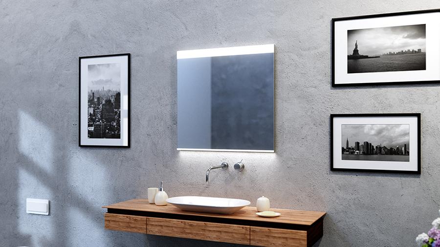 Oświetlenie łazienki – o czym trzeba pamiętać?